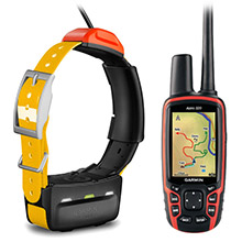 GARMIN Astro 320 T5 Yellow Shool Bus T 5 Bundle