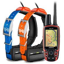 GARMIN Astro 320 and 2 x T5 Bundle