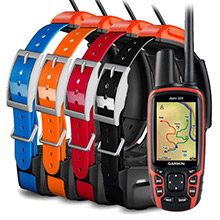 GARMIN Astro 320 and 4 x T5 Bundle