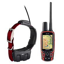 GARMIN Astro 320 and Burgundy DC 50 Bundle