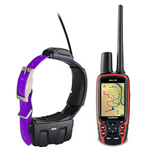 GARMIN Astro 320 and purple DC 50 Bundle