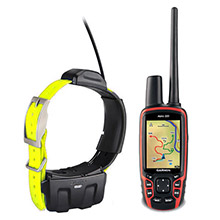 GARMIN Astro 320 and Yellow DC 50 Bundle