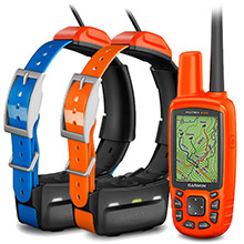 GARMIN Astro 430 and 2 x T5 Collars Bundle