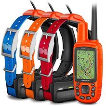 GARMIN Astro 430 and 3 x T5 Collars Bundle