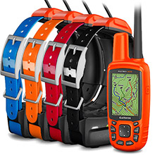 GARMIN Astro 430 and 4 x T5 Collars Bundle