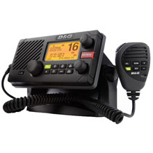 BandG VHF Radio V50 w and hailer AIS
