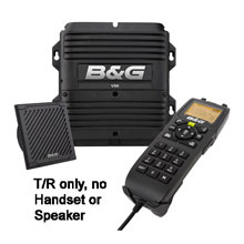 BandG V90 BB VHF w AIS Black Box ONLY