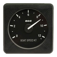 B&G H5000 Analog Boat Speed 12.5KT