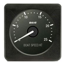 B&G H5000 Analog Boat Speed 25KT