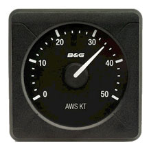 BandG H3000 Apparent Wind Speed Display