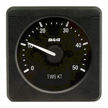 BandG H3000 True Wind Speed Display