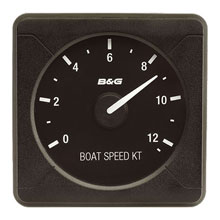 BandG H3000 Analog Boat Speed 25kt