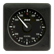 BandG H3000 Analog Heading Display