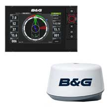 BandG Zeus%2D2 7 and 3G Broadband Radar Bundle