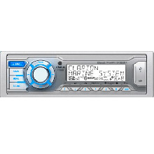 CLARION Bluetooth AM and FM and USB and MP3 and WMA Receiver REFURB