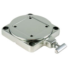 CANNON Stainless Steel Low Profile Swivel Base