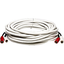 Clarion Marine Grade RCA Cable, 9 meter/26.5 ft.
