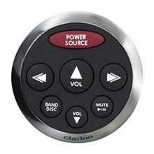Clarion Old Watertight Marine Wired Remote w and LCD