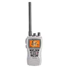 COBRA FLT Floating 6W VHF Radio - White