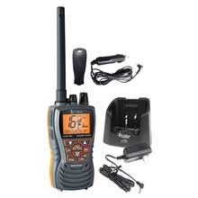COBRA Marine Radio FLT Floating 6W VHF Radio