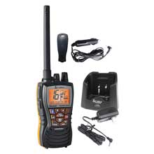 COBRA Marine Radio FLT BT Floating 6W VHF Radio w and Bluetooth