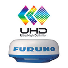 FURUNO DRS2D 2kW Ultra High Definition Digital Radar