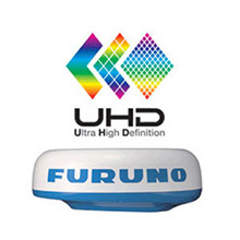 FURUNO DRS4D 4kW Ultra High Definition Digital Radar