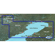 GARMIN Europe - Gulf of Bothnia, North, (HXEU473S), BlueChart g2 HD map on SD Card