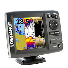 LOWRANCE Elite-5 HDI Gold no transducer