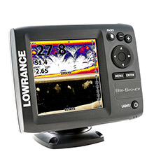 LOWRANCE Elite-5x HDI SONAR ONLY, NO GPS