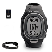 GARMIN FR 60 Black with HRM and USB ANT stick