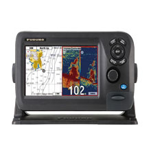 FURUNO 7inch Color LCD Combo GPS Plotter Sounder