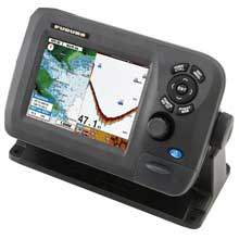 FURUNO GP1670 Color LCD GPS and WAAS Chartplotter %2D 57 inch