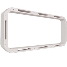 FUSION Rv-fs41spw 41mm sound panel spacer, wht.