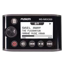 Fusion Wired Waterproof Remote Control f/70, 200, 205, 650, 750 - Full Function w/Zone Control