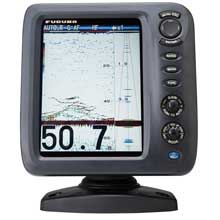 FURUNO 84 inch LCD color Fishfinder 50 and 200 KHz