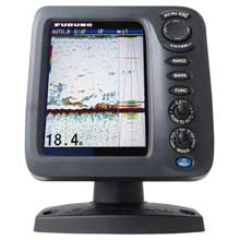 FURUNO 57 inch color LCD fishfinder 50 and 200 KHz