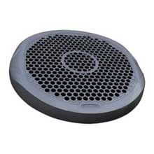 FUSION Replace. Grill, MS-SW10 Subwoofer, Grey