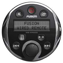 FUSION Wired Remote for MS-AV/IP/CD600, RA200