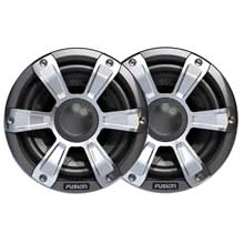FUSION 6.5 2-Way Signature Speaker w/LED, Chrm