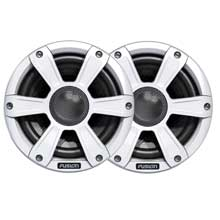 FUSION 6.5 2-Way Signature Speaker w/LED, Wht.