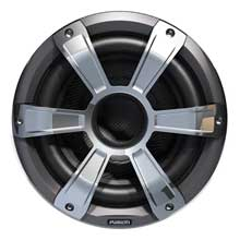 FUSION 10 Signature Subwoofer w/ LED, Chrome