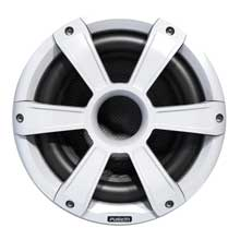 FUSION 10 Signature Subwoofer w/ LED, White