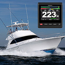 GARMIN GHP 20 Marine Autopilot System for Viking with GHC 20