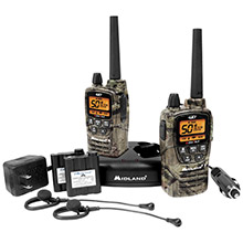 MIDLAND GXT2050VP4 2 Way Radios