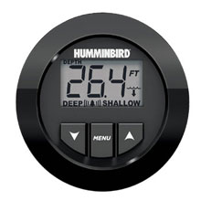 HUMMINBIRD HDR 650 Digital Depth Sounder with Transom Mount Transducer