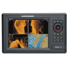 HUMMINBIRD ONIX8ci SI Combo %2D Side Imaging TM Transducer
