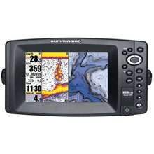 HUMMINBIRD 859ci HD 7inch Combo 83 and 200KHz