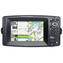 HUMMINBIRD 859ci HD XD 7inch Combo XD 50 and 83KHz
