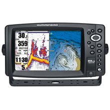 HUMMINBIRD 959ci HD 8inch Combo 83 and 200KHz